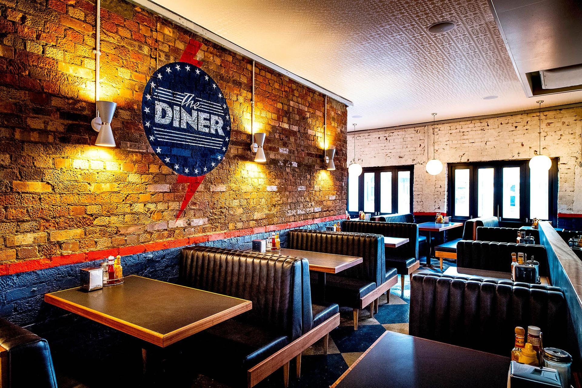 The Diner – Spitalfields