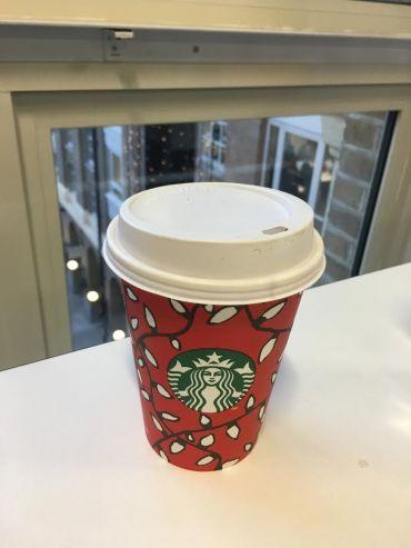 Eggnog Latte (Starbucks)
