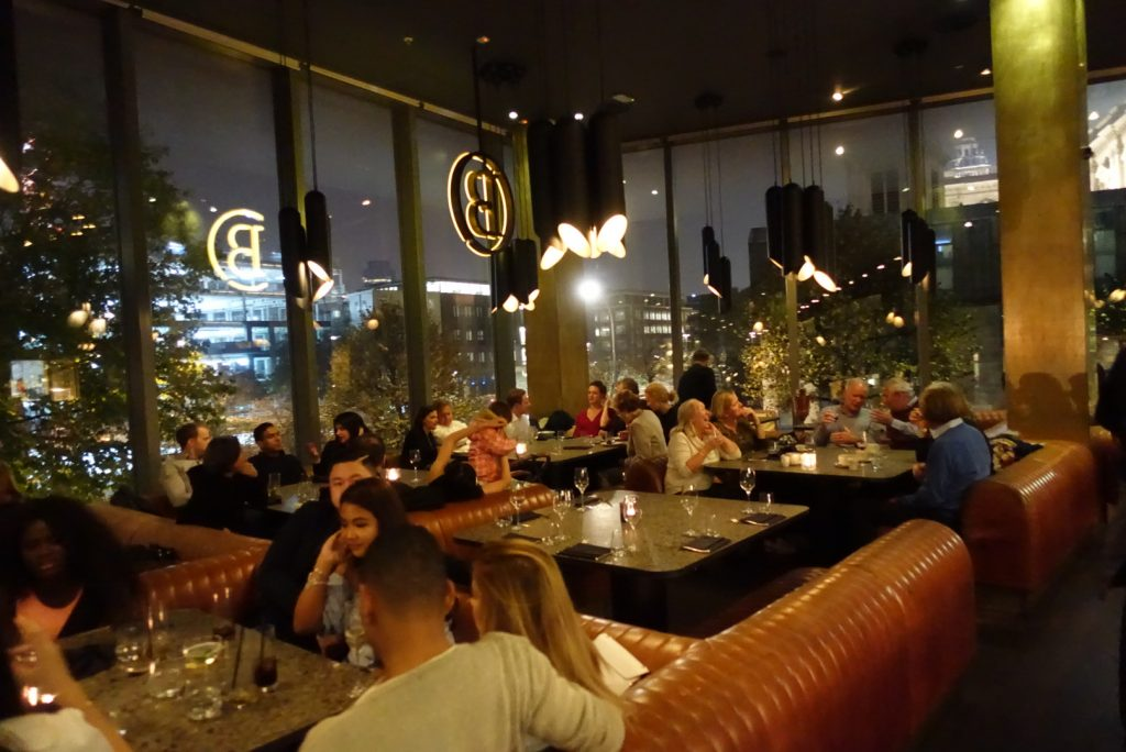 Barbecoa – St Paul's, London