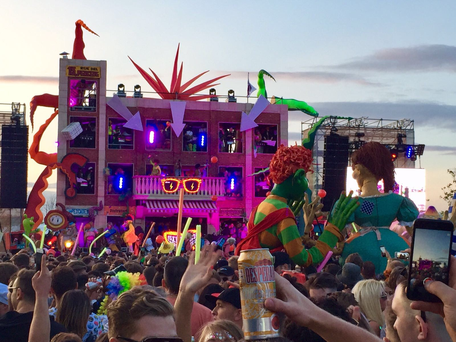 Elrow Town – Olympic Park, London