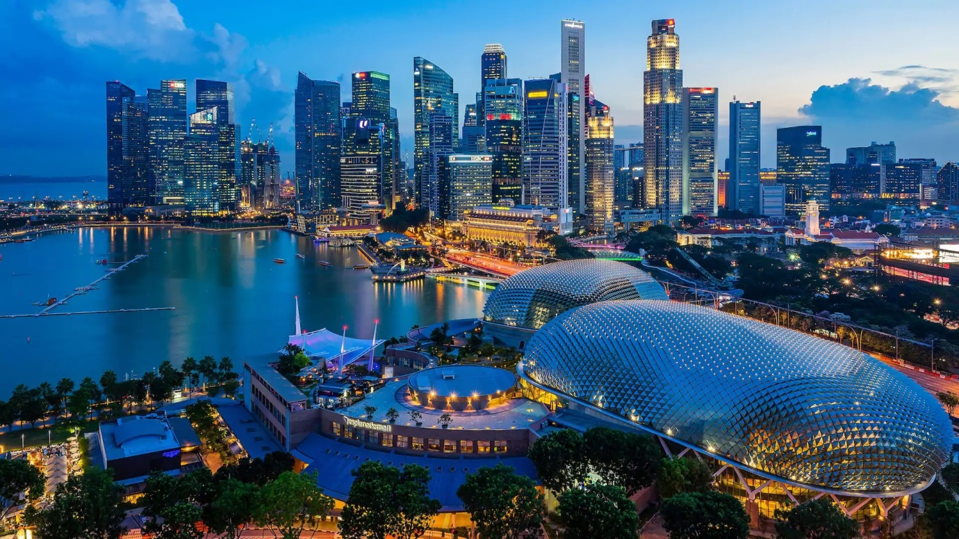 A brief tour of Singapore